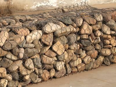 石笼网箱应用