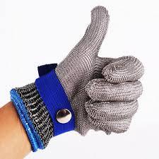 不锈钢滤网毒物不可能侵略的安全性手套